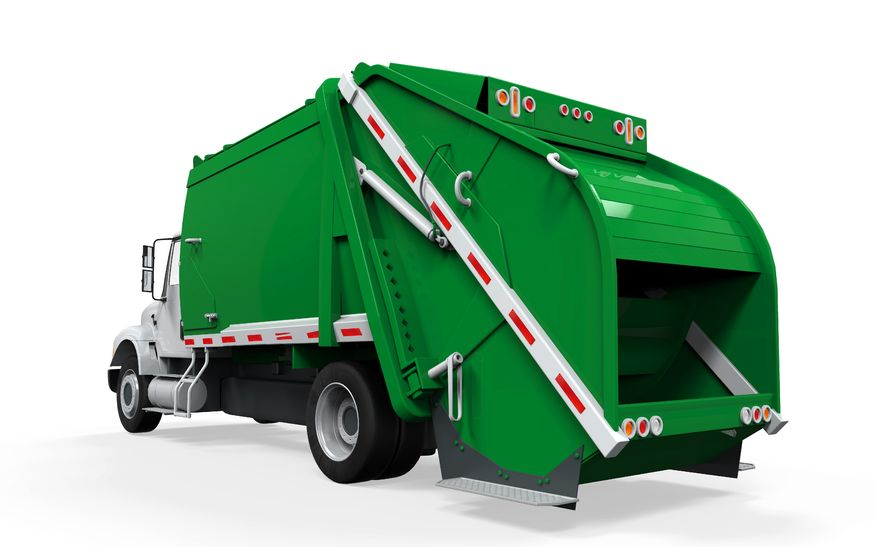 Houston, TX. Garbage Truck Insurance